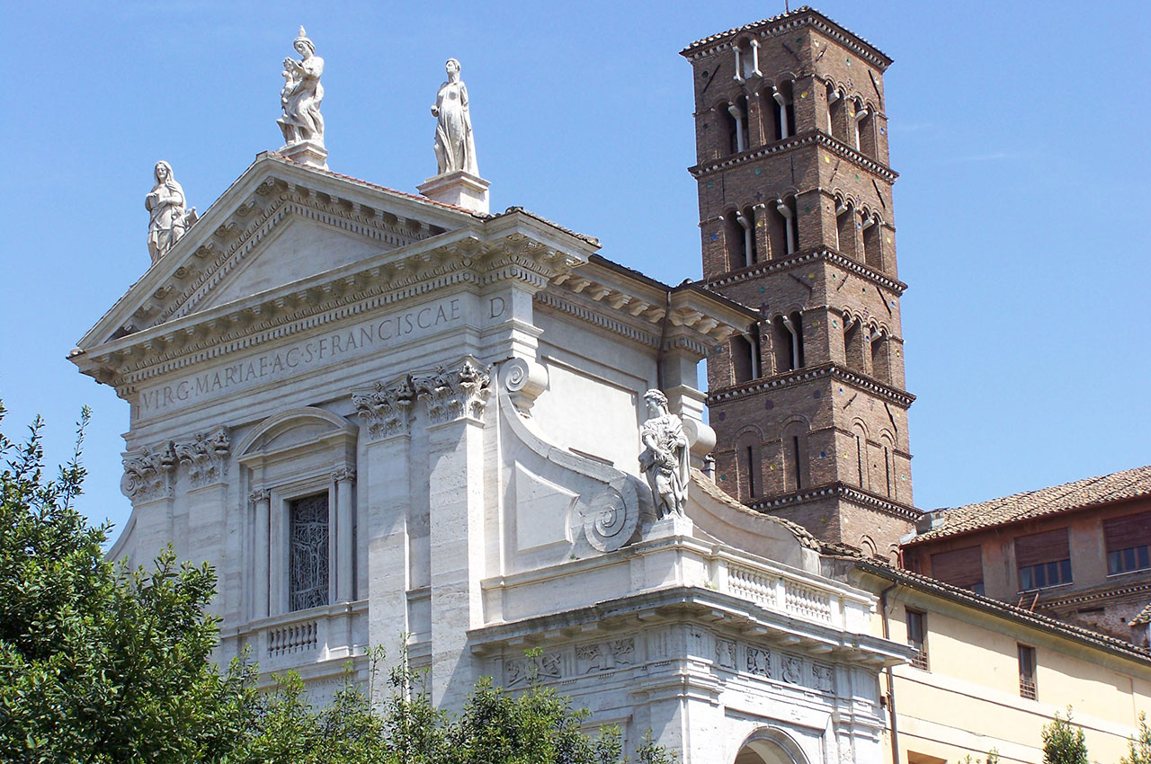 Eglise Santa Francesca Romana