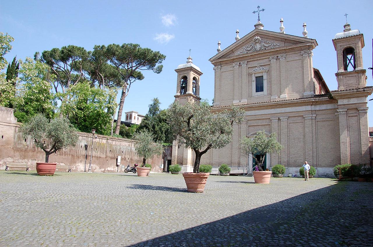 Basilique et Piazza di Sant'Anastasia