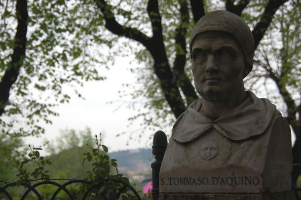 Buste de Saint-Thomas d'Aquin