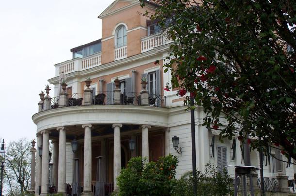 La Casina Valladier, lieu idéal de réceptions