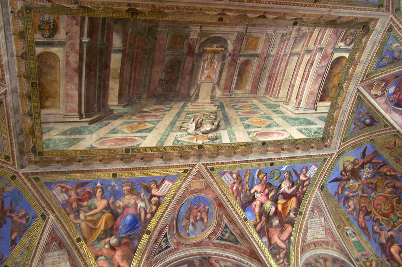 La Crucifixion de Tomaso Lauretti