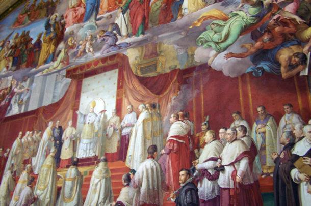 Peinture salle Sobieski