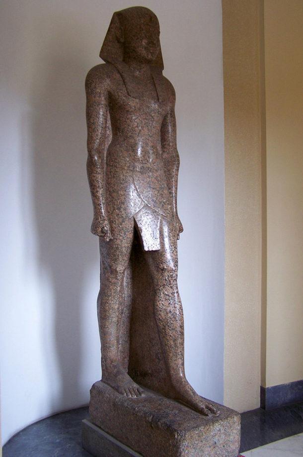 Statue de Hapi