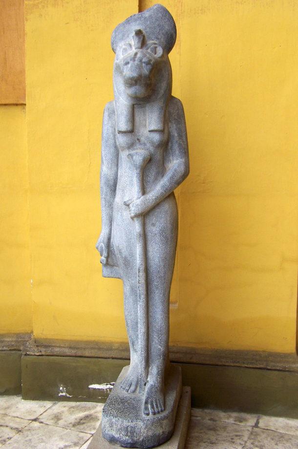 Statue de la déesse Sekhmet