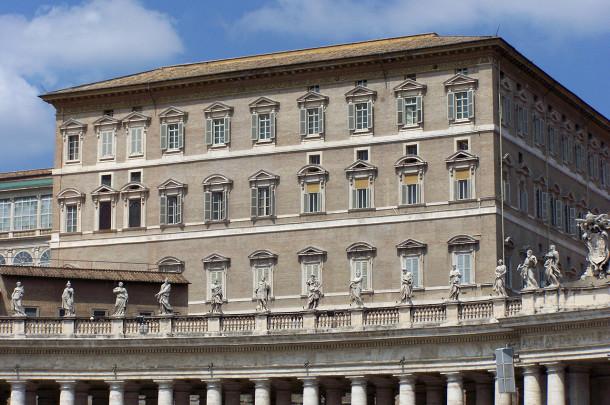 Les appartements du pape