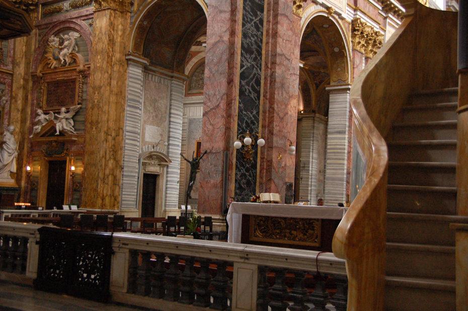Basilica Santi Ambrogio e Carlo al Corso