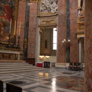 Visite de la basilique Saint-Ambroise Saint-Charles