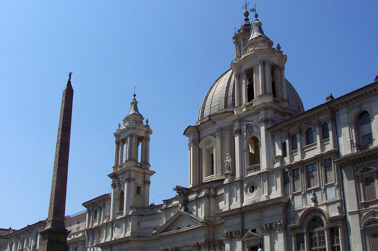 Église Sainte-Agnès en Agone