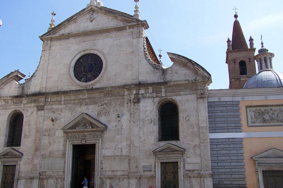 L'église Santa Maria del Popolo