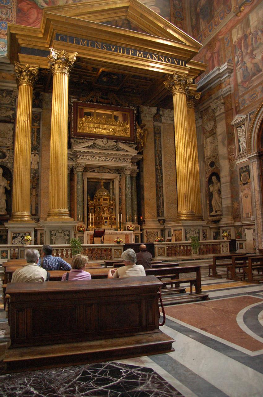 Autel du Saint-Sacrement