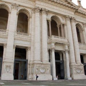Saint-Jean-de-Latran, basilique majeure de Rome