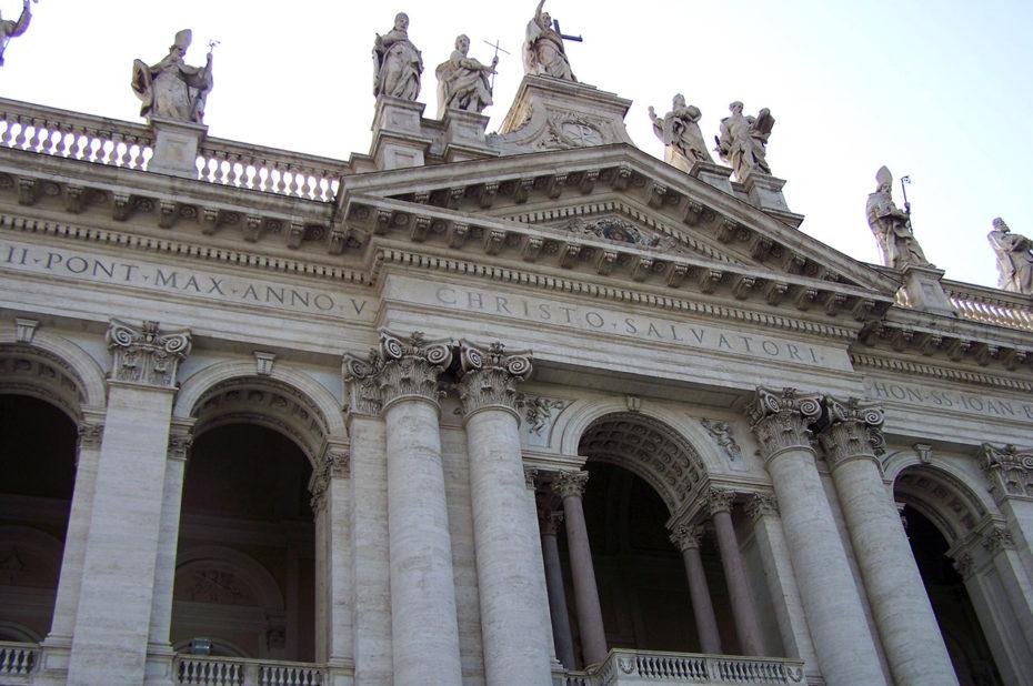La basilique Saint-Jean-de-Latran