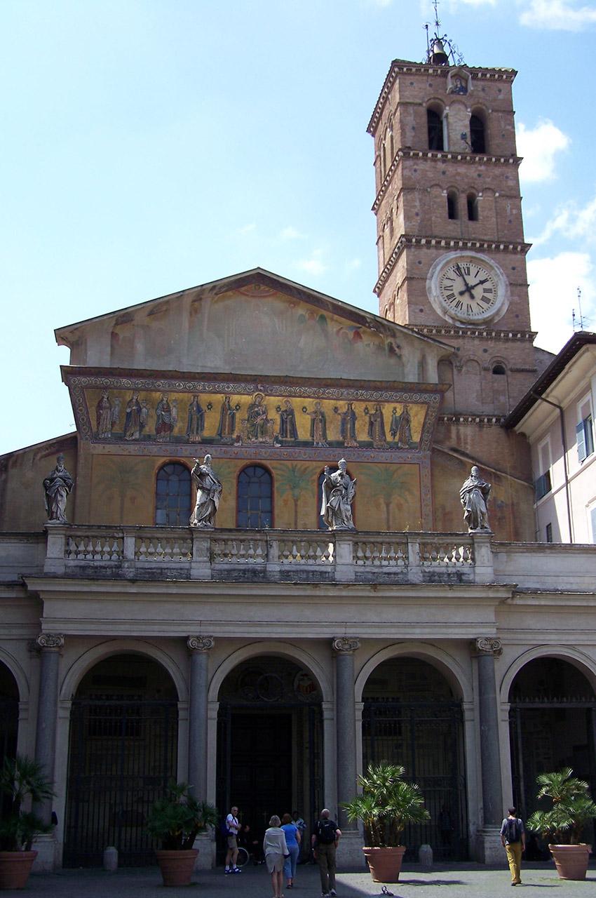 Basilique Santa Maria in Trastevere
