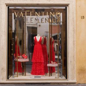 Boutique Valentino à Rome