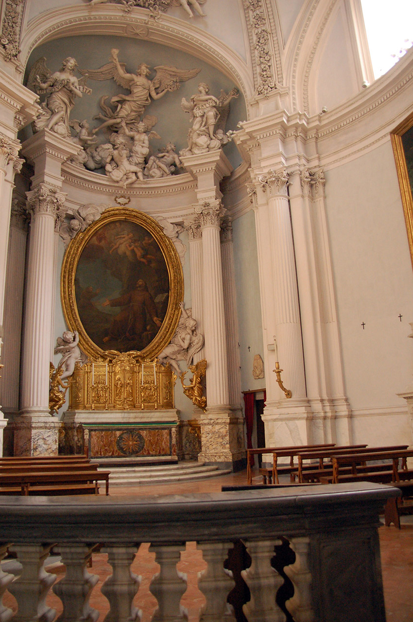 Chapelle Lancellotti basilique Saint-Jean-de-Latran