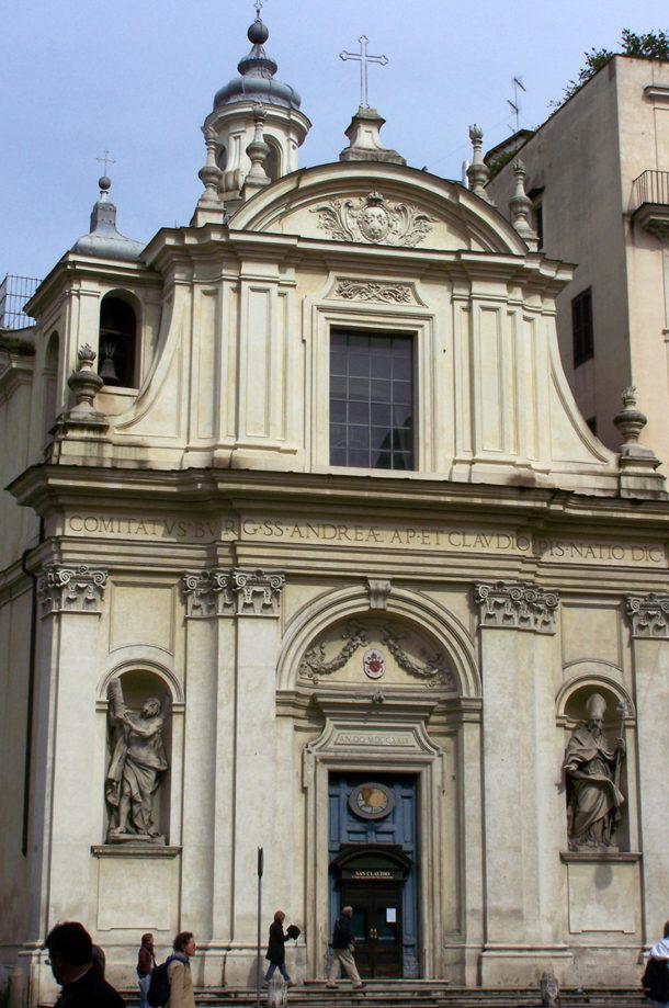 Église Saints-Claude-et-André-des-Bourguignons