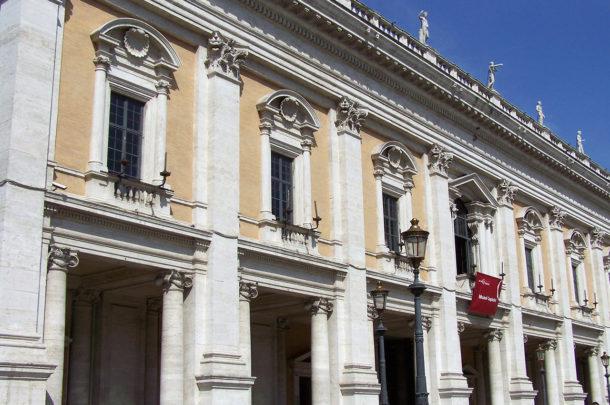 Le palais Neuf (abrite un musée)