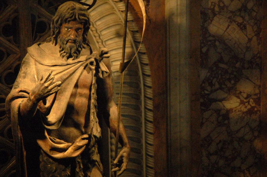 Statue de Saint-Jean-Baptiste