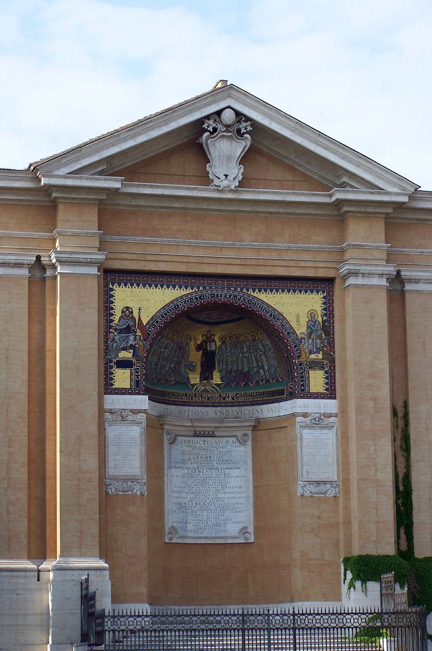 Triclinium Leoninum Rome