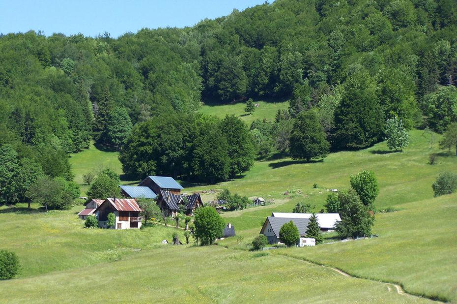 Les granges de Joigny
