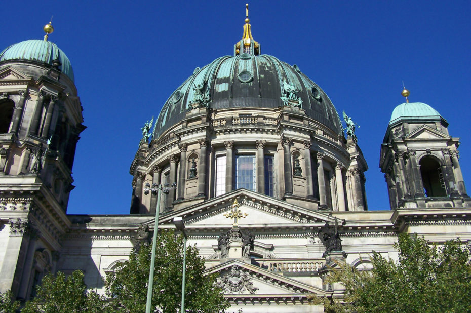 Berliner Dom cathédrale de Berlin