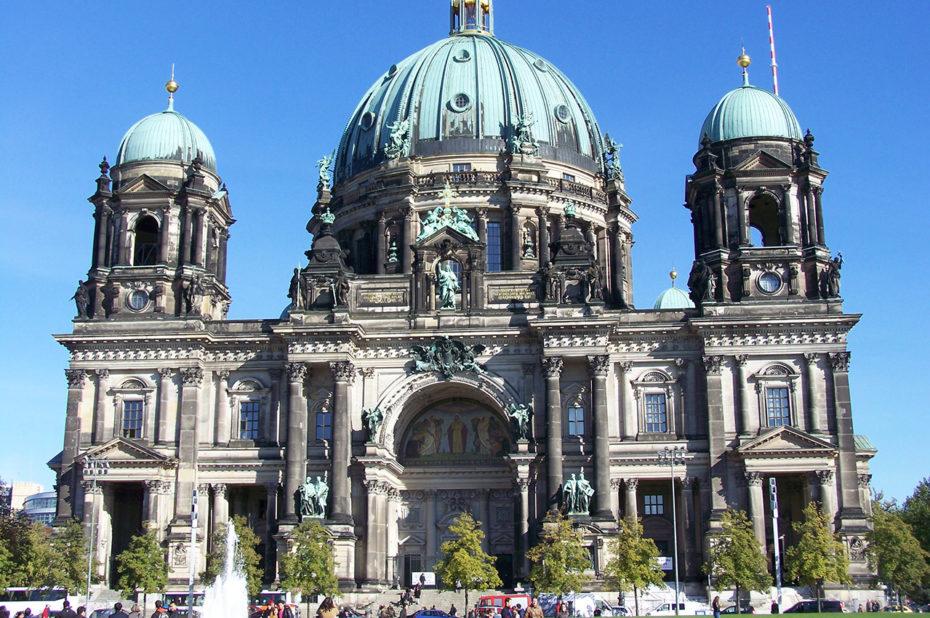 Le Berliner Dom, cathédrale luthérienne