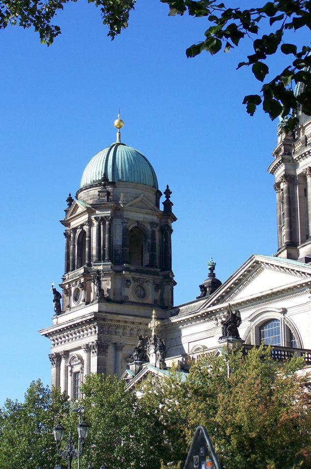 Berliner Dom, église protestante de Berlin