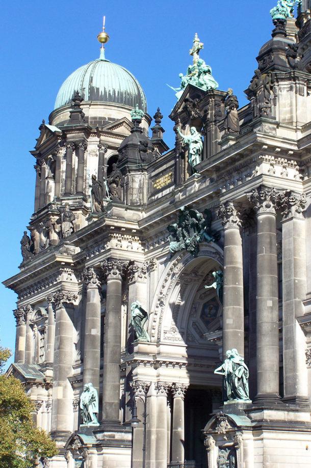 Le Berliner Dom accueille de nombreux visiteurs