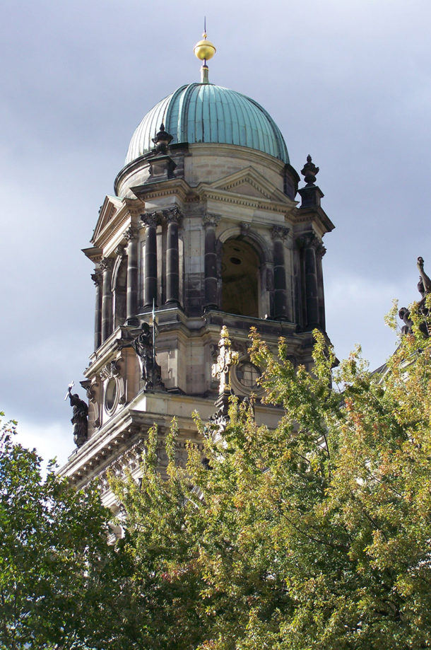 Petite coupole de la cathédrale de Berlin