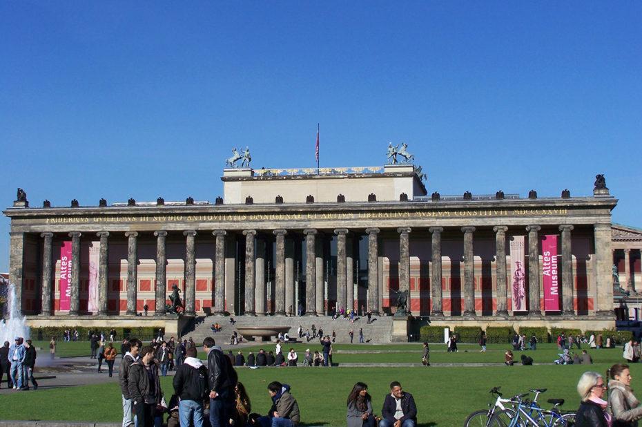 L'Altes Museum, ou Ancien Musée
