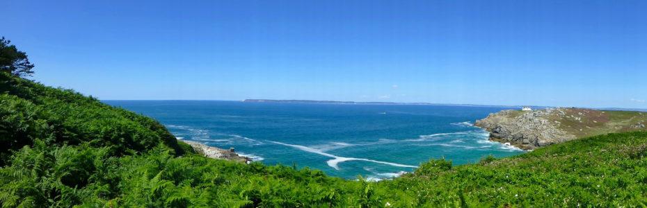 Le littoral au Cap Sizun