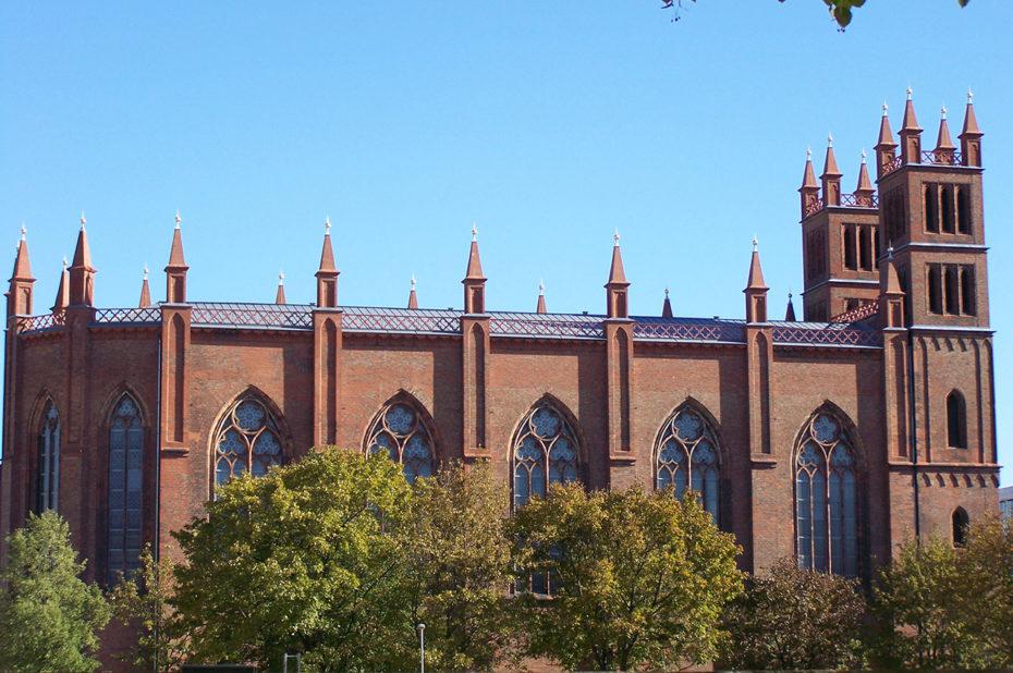 L'église de Friedrichswerder