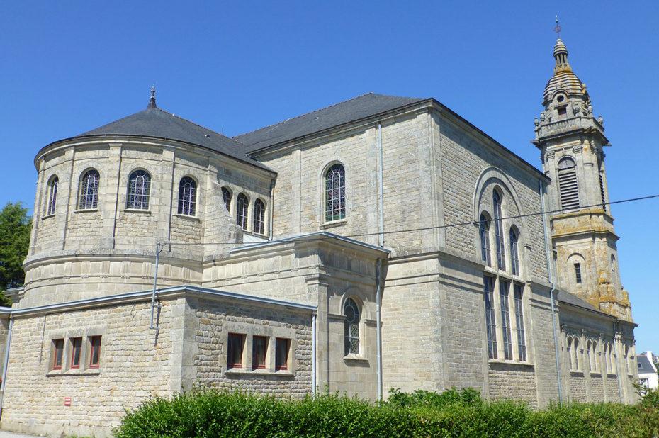 Église Saint-Joseph à Audierne