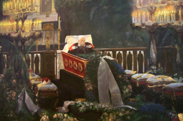 L'empereur Guillaume Ier, par William Pape