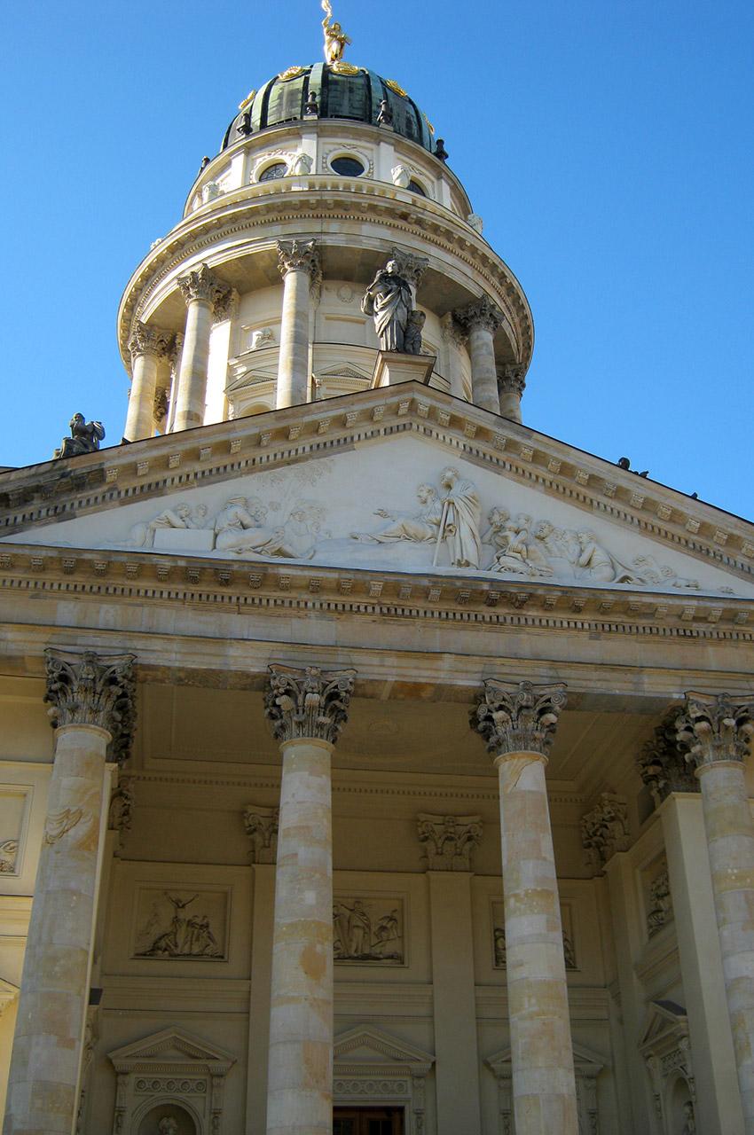 Französischer Dom, cathédrale française