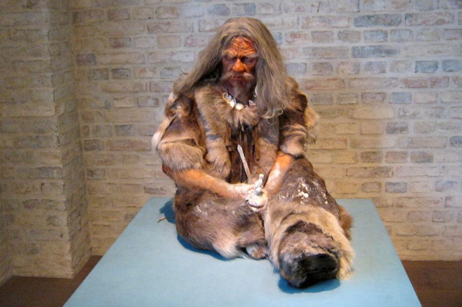 Un homme de Néanderthal