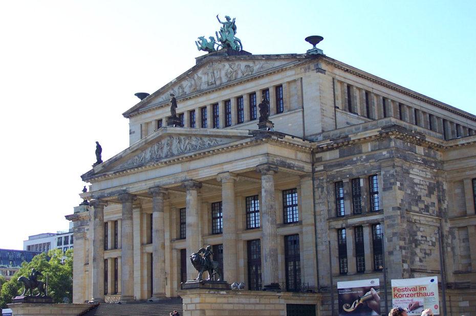 Konzerthaus, salle de concert