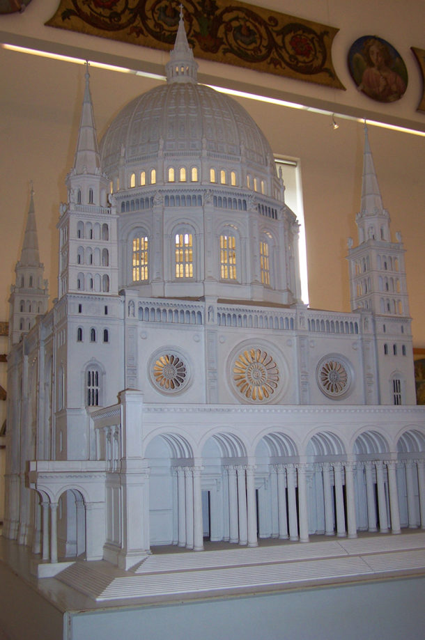 Maquette du Berliner Dom