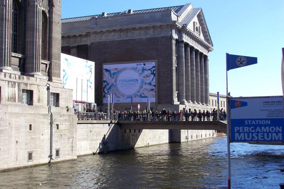 Musée de Pergame à Berlin