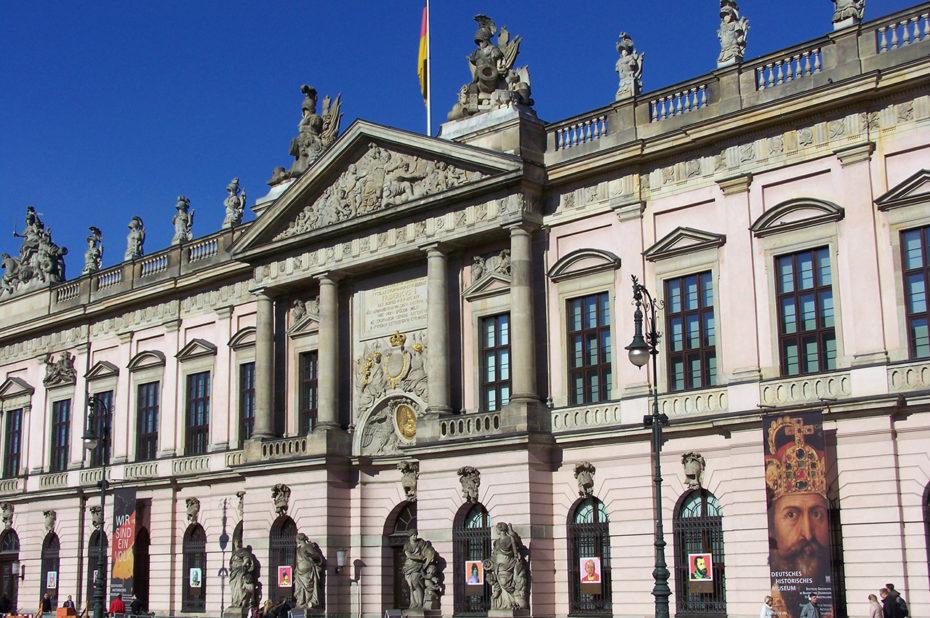 Musée de l'histoire allemande sur Unter den Linden