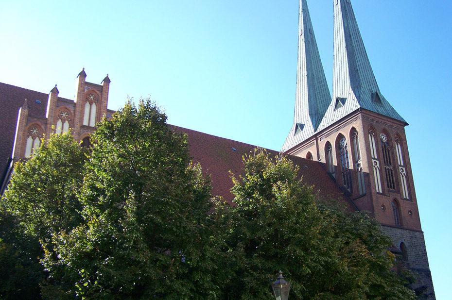 Nikolaikirche, ou église Saint-Nicolas