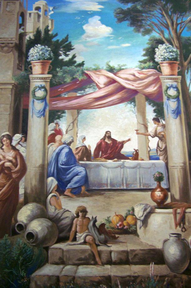 Le Berliner Dom regorge de magnifiques peintures