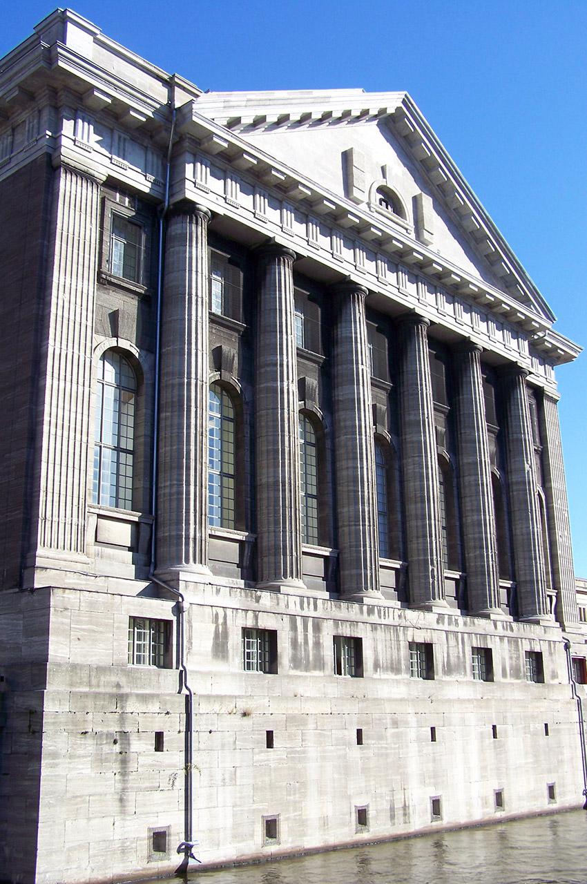 Le Pergamonmuseum, ou musée de Pergame