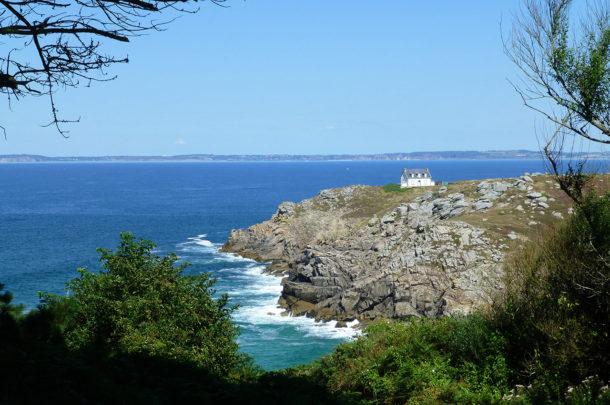 La Pointe du Millier, à Beuzec Cap Sizun