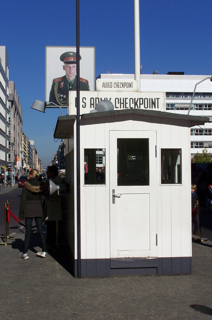Poste-frontière Checkpoint Charlie