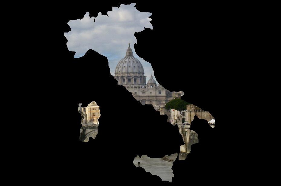 Reportages en Italie
