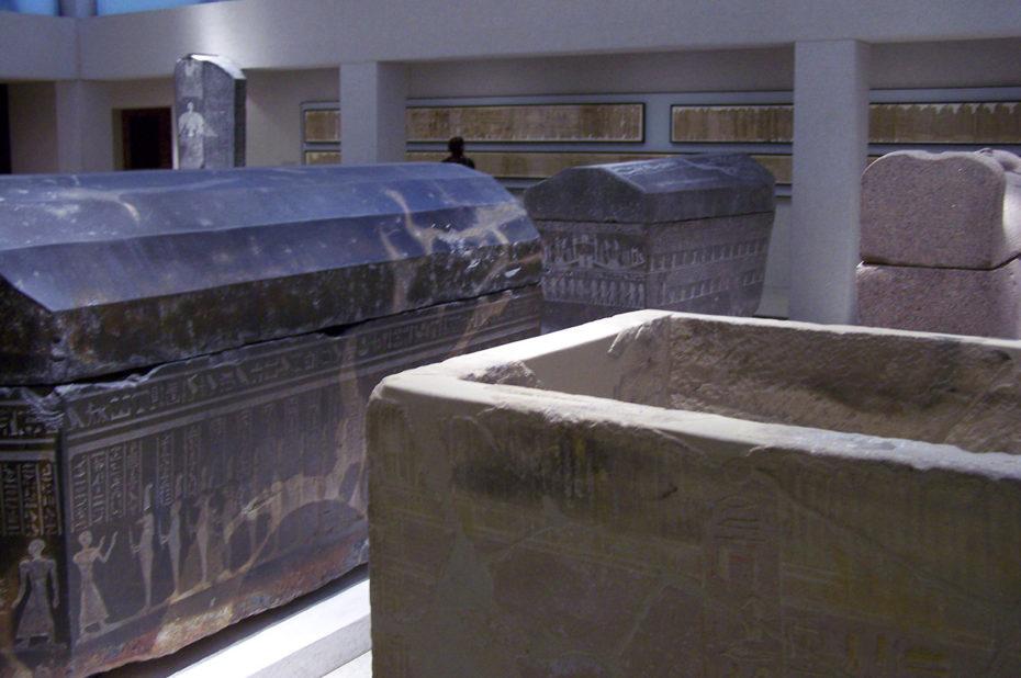 Sarcophage de Anch Hor