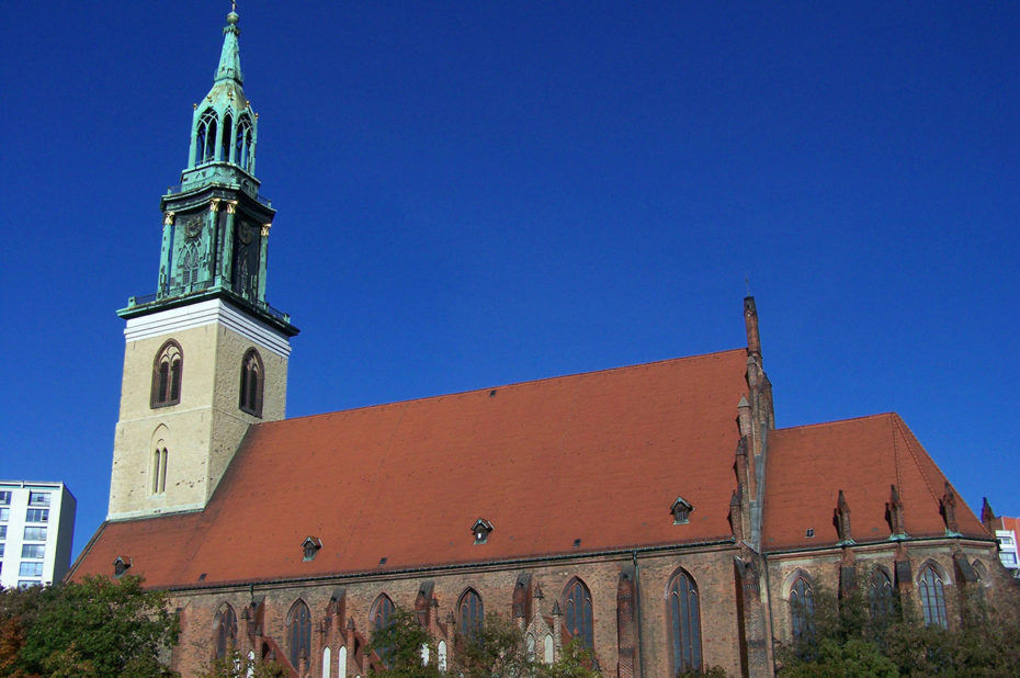 St. Marienkirche à Berlin