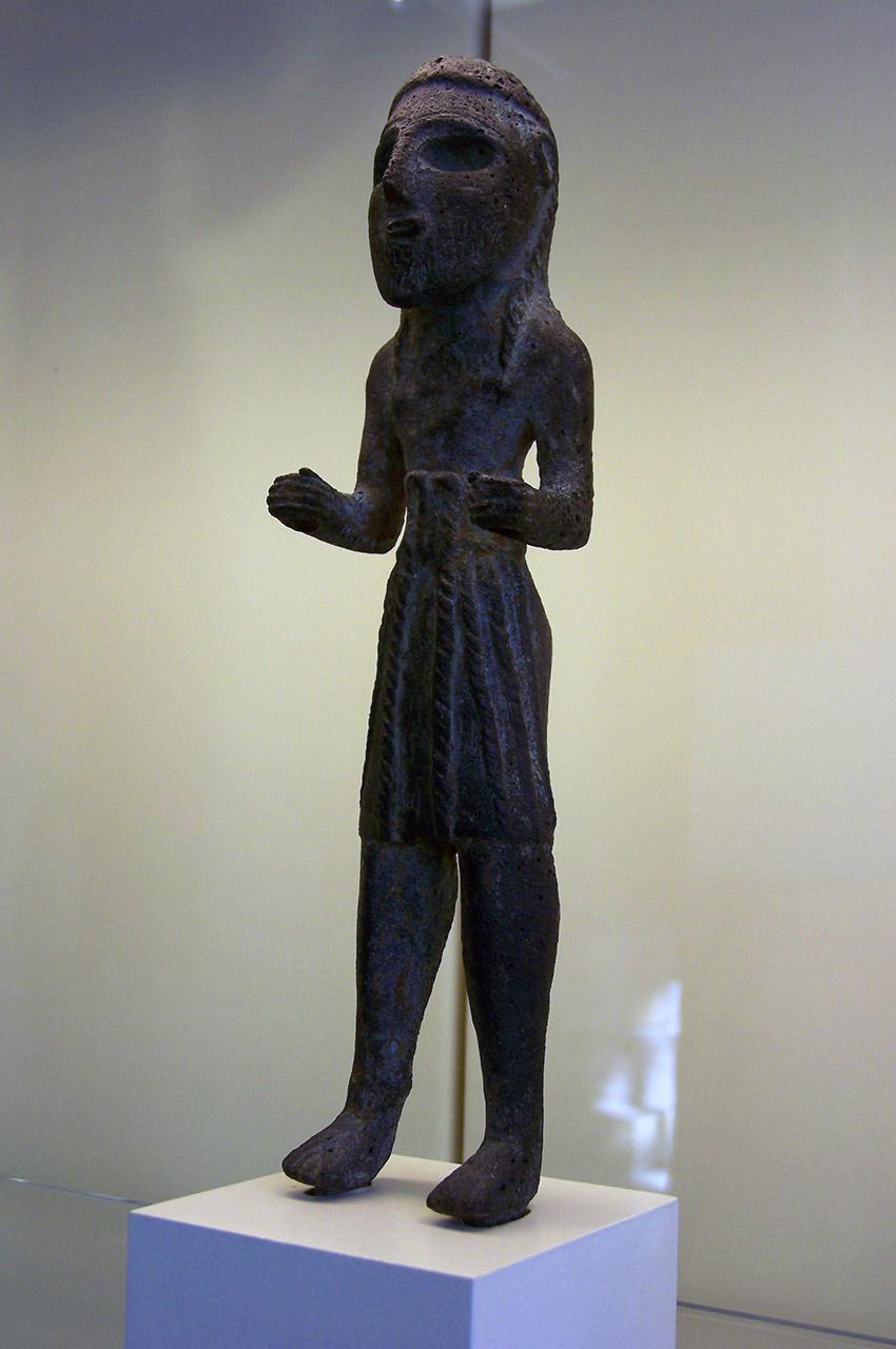 Statuette ancienne