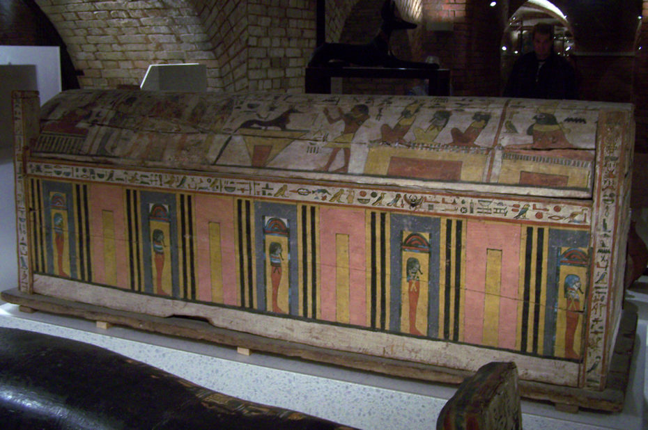 Tombe de Mentouhotep